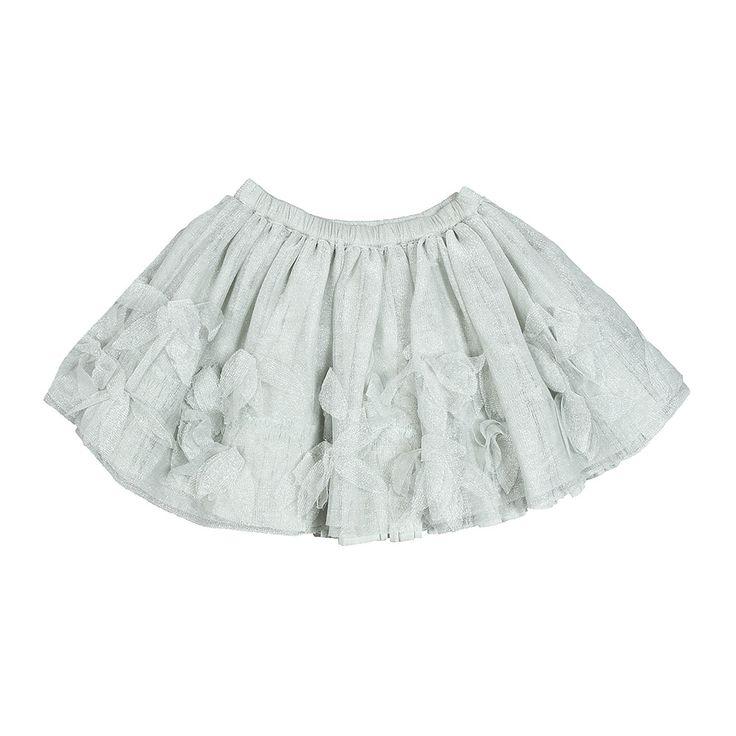 Les petites filles vont adorer cette jupe Folle Silver en tulle (A partir de 59€)