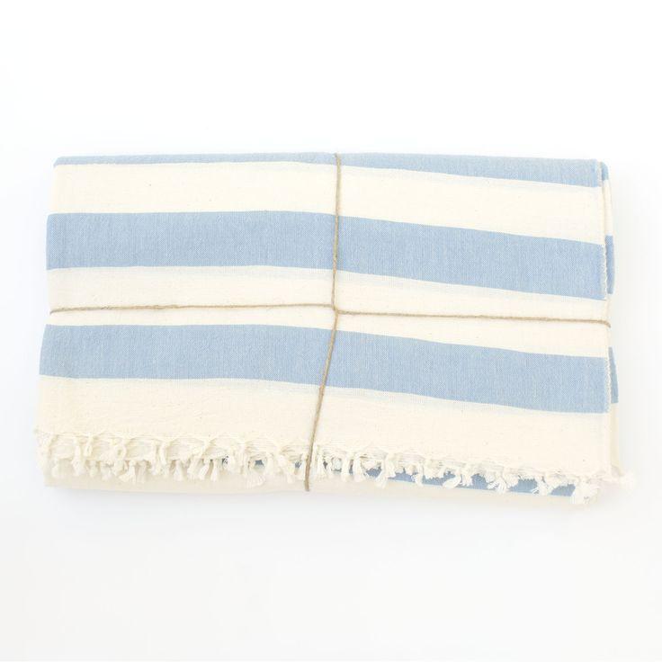 Milos Tablecloth - Heather Taylor Home