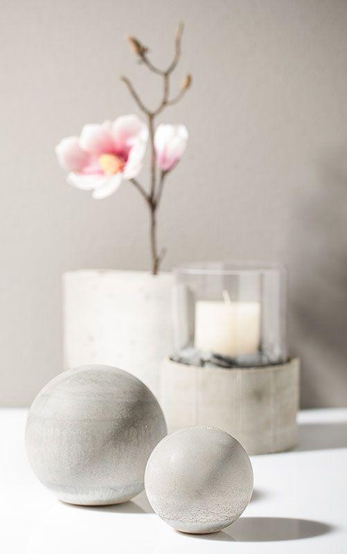 pin von buttinette textil versandhaus gmbh auf basteln mit beton pinterest. Black Bedroom Furniture Sets. Home Design Ideas