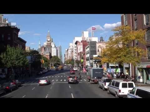 Sightseeing in New York City / Manhattan / Brooklyn / 911 memorial / Empire State Building / HD - YouTube