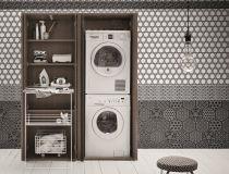 Home laundry con Acqua e sapone