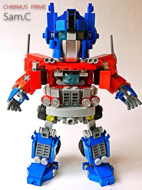 Lego Transformers Toys : Best ideas about lego transformers on pinterest