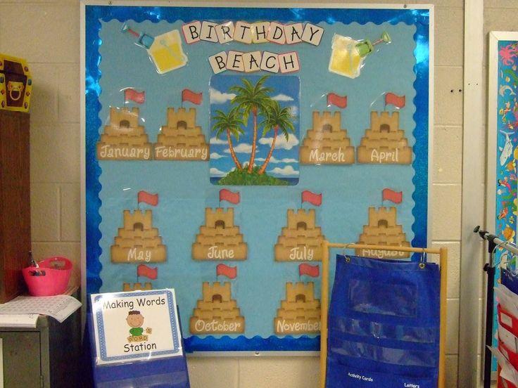 Classroom Beach Decor : Best images about classroom decor beach on pinterest