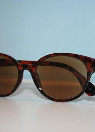 Kaufe meinen Artikel bei #Kleiderkreisel http://www.kleiderkreisel.de/accessoires/sonnenbrillen/159474908-gemusterte-sonnenbrille-mit-starke-weitsichtigkeit