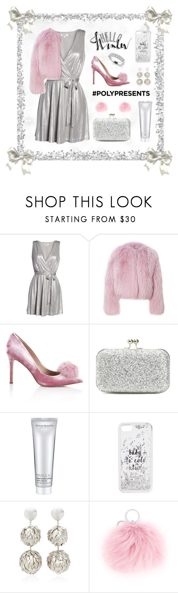 """#PolyPresents: Wish List"" by mariaangeles-g ❤ liked on Polyvore featuring BB Dakota, Sam Edelman, Lulu Townsend, African Botanics, Kate Spade, Rebecca de Ravenel, CITYSHOP, contestentry and polyPresents"