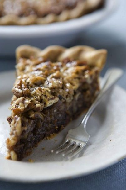 German Chocolate Pecan Pie (gluten free)