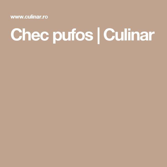 Chec pufos | Culinar