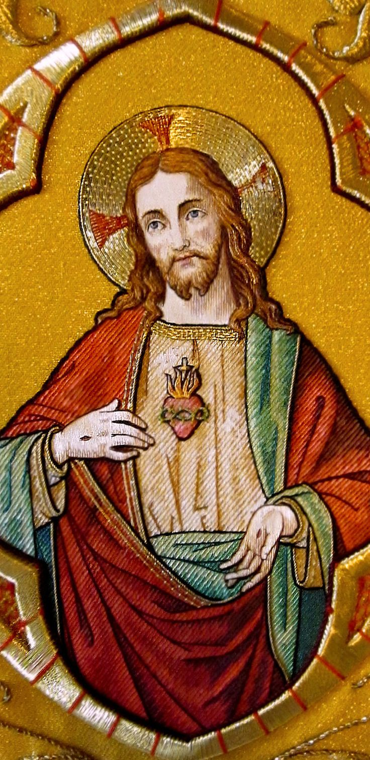 The Sacred Circle Of Water: 17 Best Images About Catholic Sacred Heart Of Jesus On
