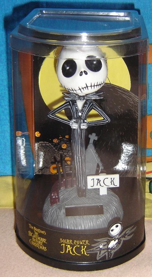 Statuette solaire Jack