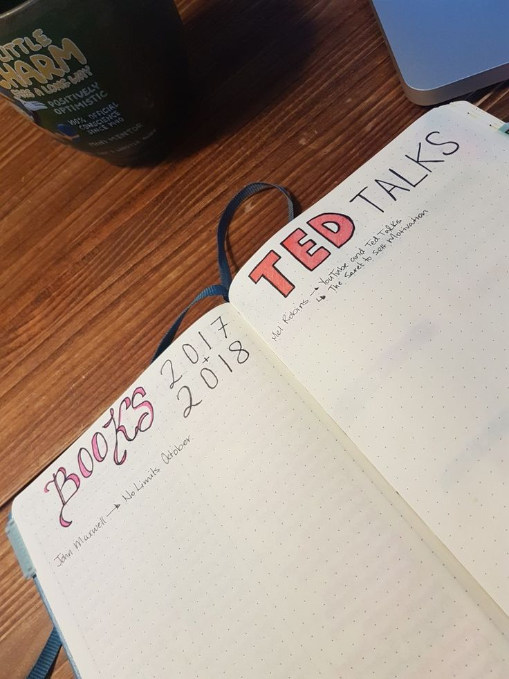 How I'll be tracking my reading and Ted Talks for training development!