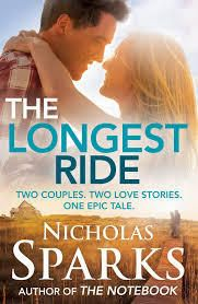 Book Review : The Longest Ride by Nicholas Sparks