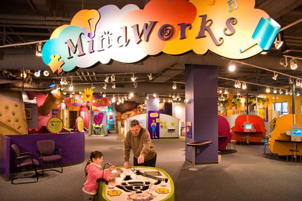 Memorial Healthworks! Kids Museum, South Bend, IN | Interactive childrens health education center infectiously contaminating kids to learn, have fun and make great life choices.