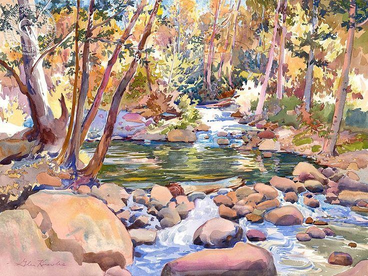 Hidden Pool, Big Rock Creek