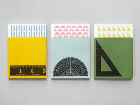 Present & correct: Books Covers, Geometry Jotter, Colors, Graphicdesign, Geometry Sets, Notebooks, Graphics Design, Stationery, Sets Jotter