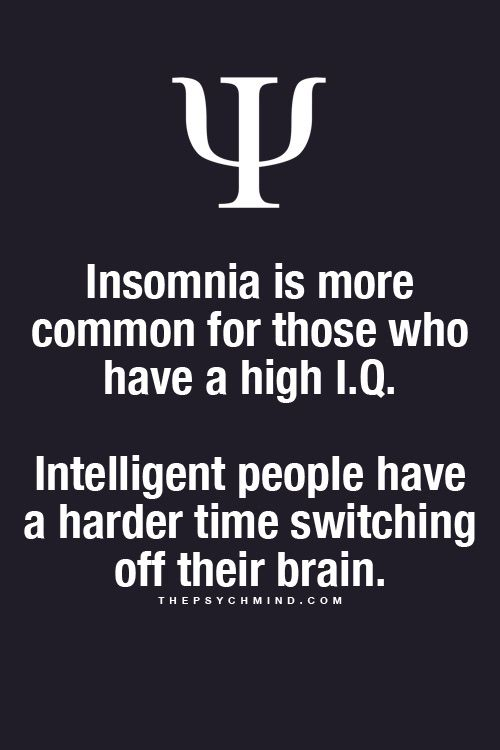 No idea what my IQ is but I like this explanation
