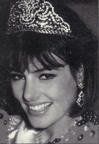 Miss SA - 1987 - Wilma van der Bijl,