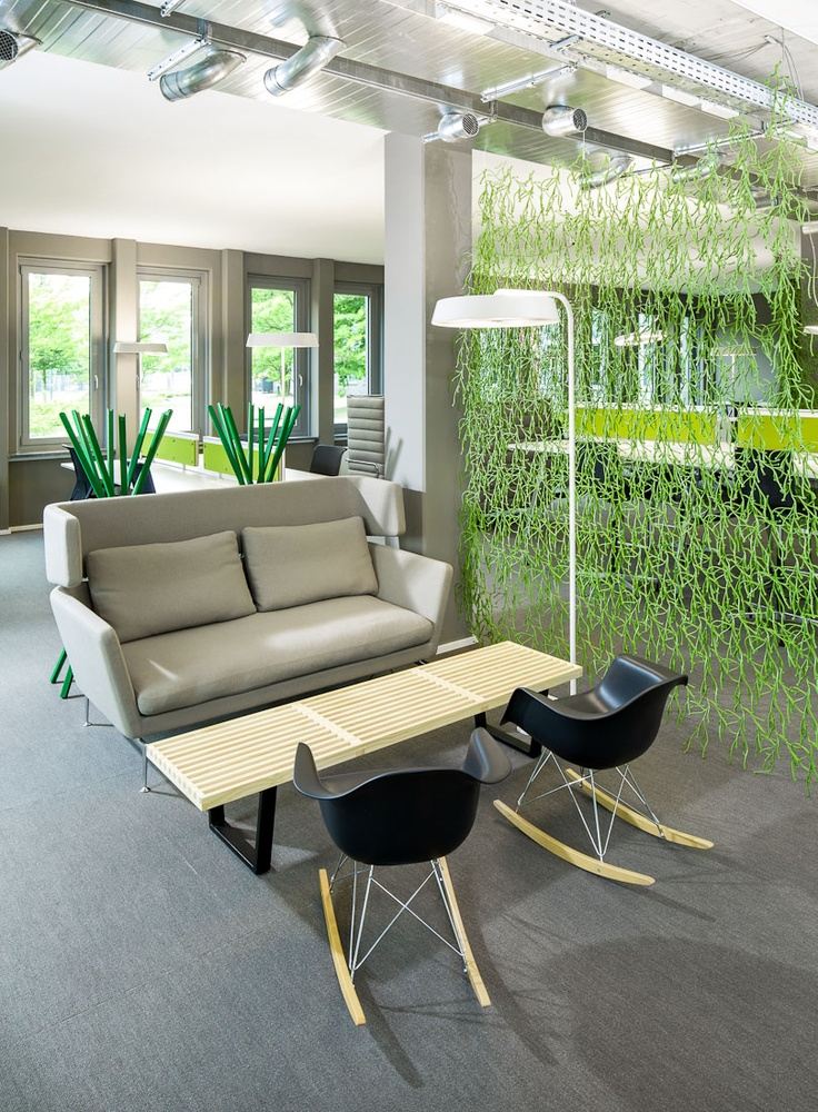 coworking space cool office spaces pinterest. Black Bedroom Furniture Sets. Home Design Ideas