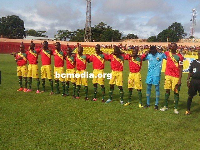CAN U-17 : les cadets guinéens en route ce mercredi pour le Sénégal.