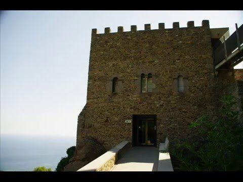 Fotos de: Gerona - Girona - Puerto de la Selva - Monasterio de San Pedro...