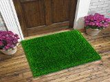 Synthetic Grass Door Mat (24X18 Inches) - Welcome Mat For Outdoors and Indoors