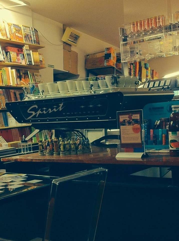 Book cafe Topoľčany, Obchodná 12