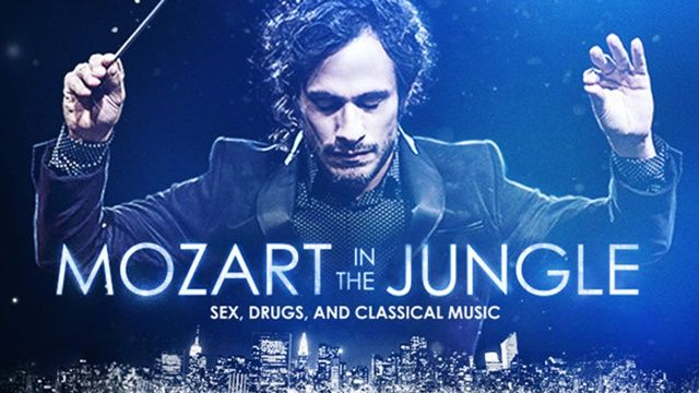 Watch Series Greece: Mozart in the Jungle (2014-)