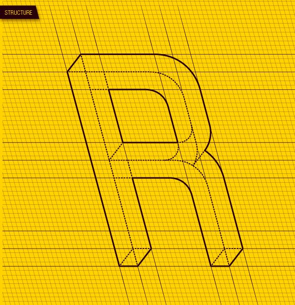 Frustro: The Impossible Typeface | Jeannie Huang