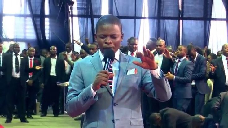 Angels appears in Church during a LIVE Service-Prophet Shepherd Bushiri
