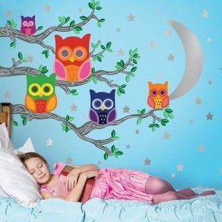 cute wall mural
