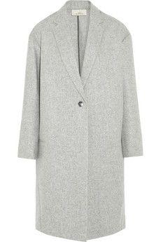 Studio Nicholson Broadway wool-felt coat | NET-A-PORTER