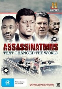 Assassinations-That-Changed-The-World-DVD-2013-2-Disc-Set