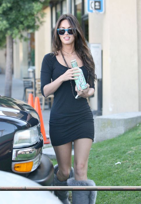 Megan Fox - My other # 1 style icon <3!!!
