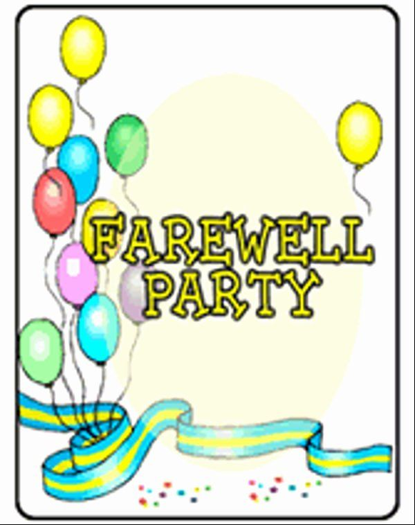 Farewell Invitation Template Free Beautiful 16 Farewell Lunch Invitation Jpg Vector Eps Ps Party Invite Template Farewell Party Invitations Invitation Template