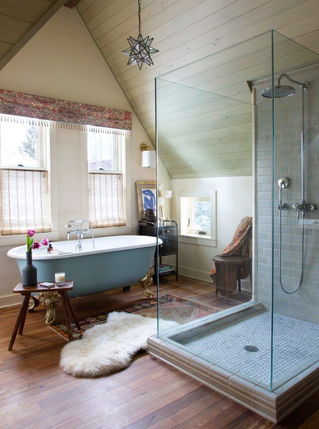 15 magnificent eclectic bathroom designs that are full of ideas - Eclectic Bathroom Interior