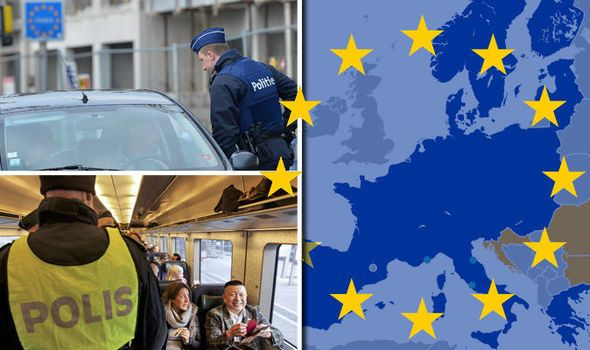 EUROPEAN Union (EU) members have voted overwhelmingly to bring back border controls in a blow to the Schengen free movement agreement.jul16