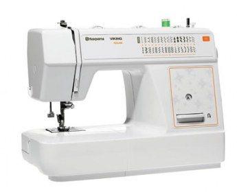 Macchina da cucire Husqvarna Viking H CLASS E20 - Eccellente per i principianti.