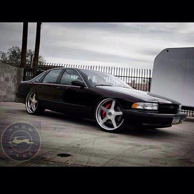 96 Impala...