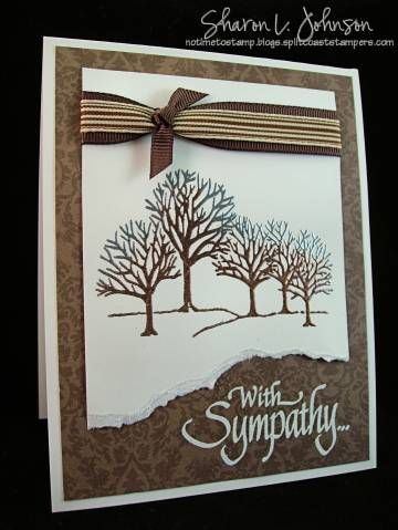 ssnotime18, WT149, Masculine Sympathy by notimetostamp - Cards and Paper Crafts at Splitcoaststampers