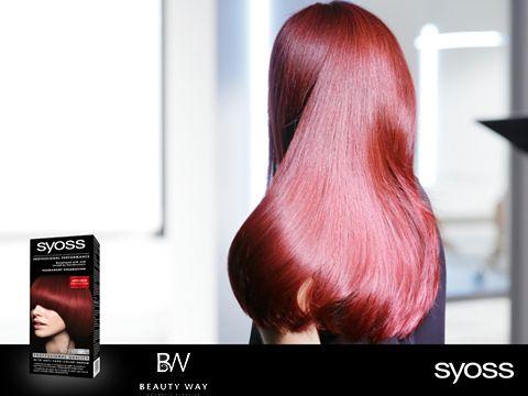 Το κόκκινο δεν είναι απλά ένα χρώμα – είναι μια δήλωση! Το #Syoss σας προσφέρει επαγγελματικές αποχρώσεις που δηλώνουν ακριβώς αυτό που θέλετε να πείτε. Λοιπόν, ποιο είναι το μήνυμά σας; #beautyway
