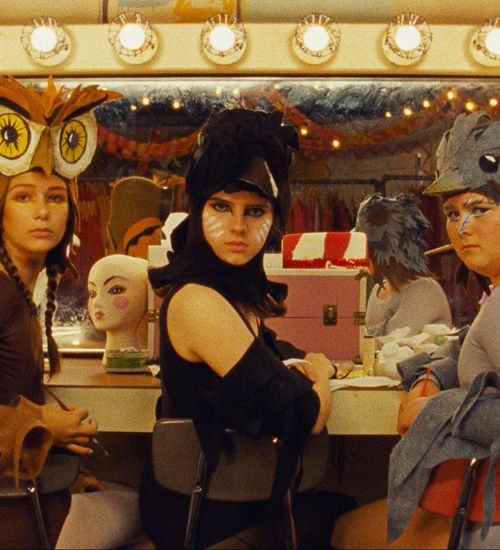 If I were up to halloween, I would have gone as Raven Suzy. ~Moonrise Kingdom