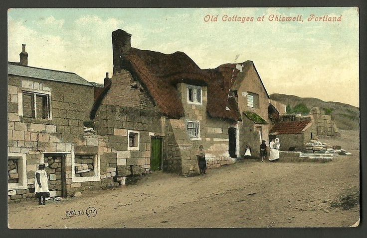 Old Cottages at Chiswell, Portland - Dorset - Ref 42-102