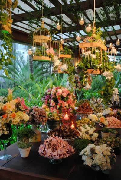 17 mejores ideas sobre jaulas de p jaros en pinterest for Decoracion con jaulas