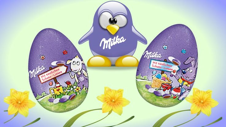 Milka chocolate-Easter egg, my, Video, Animation,  Easter egg, Margotē, Великденско яйце, Ou de Pasqua, Kraslice, Påskeæg, Osterei, Πασχαλινά  αυγά, Easter egg, Paska ovo, Huevo de Pascua,  تخم‌مرغ عید , Pääsiäismuna, Páskaregg, Œuf de Pâques, Pisanica, Húsvéti tojás, Telur Paskah, Paskala ovo, Páskaegg, Uovo di Pasqua, イースター・エッグ,  Endhog Paskah, ಈಸ್ಟರ್ ಎಗ್,부활절  달걀, Ovum paschale, Ouschteree, Velykų margučiai, Велигденски јајца, Telur Easter, Paasei, Påskeegg, Påskeegg, Kinder Surprise,
