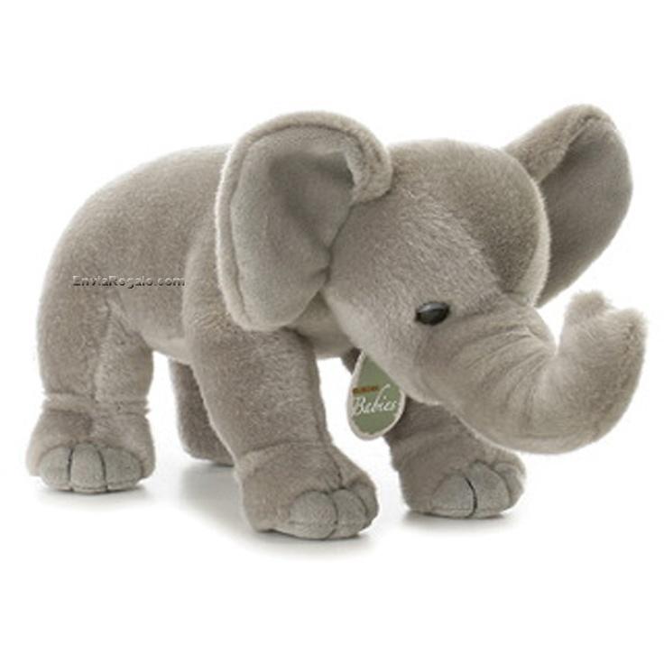 CATEGORÍA: NIÑAS PELUCHES Peluche de Elefante Asiático Bebé $250 MXN Peluche de Elefante Asiático Bebé, una pieza adorable de la colección de Aurora. https://enviaregalo.com/producto/ideas-para-ella/peluche-de-elefante-asiatico-bebe/