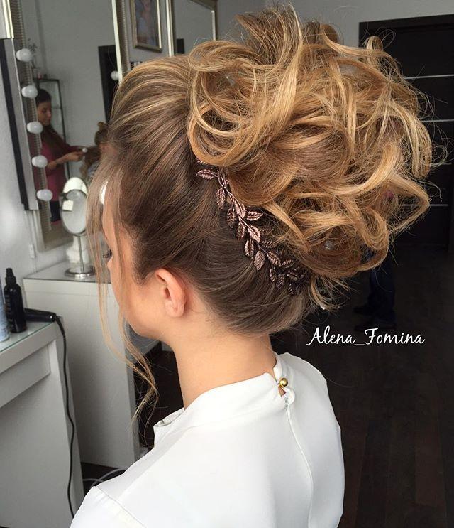 Make up💄& Hair 💁 by me #art4studio #trucco #hair #hairstyle #wedding #makeup #weddingidea #acconciatura #weddingstyle #bride #bridallook #bridalmakeup #bridalhairstyle #hairdo #hairstyle @hairstyle #brides #стилист #updo #свадебныйстилист #свадебныймакияж #свадебныепрически #макияж #прическа#beauty #vegas_nay #hudabeauty @hudabeauty @styleartists #vegas_nay #makegirlz  #wakeupandmakeup @wakeupandmakeup @hair.videos @peinadosvideos @vegas_nay