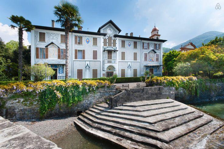 Villa Trotti | Bellagio #lakecomoville