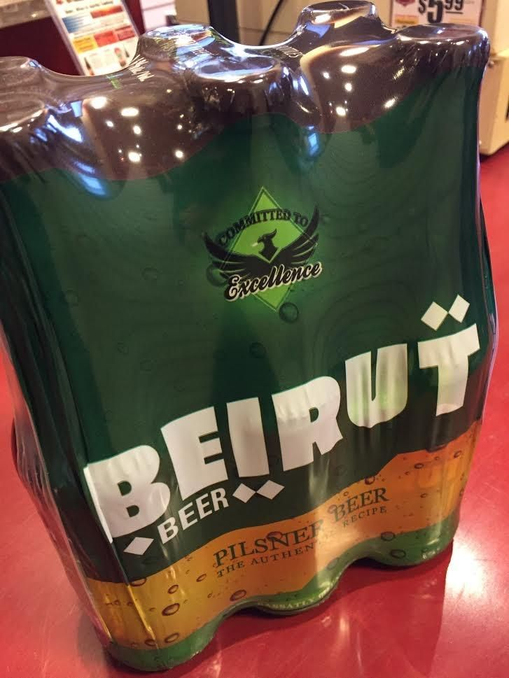 When local Lebanese set out the spread, you'll find delights such as tabbouleh, hummus, kibbeh, shawarma and falafel.How about a beer to wash that