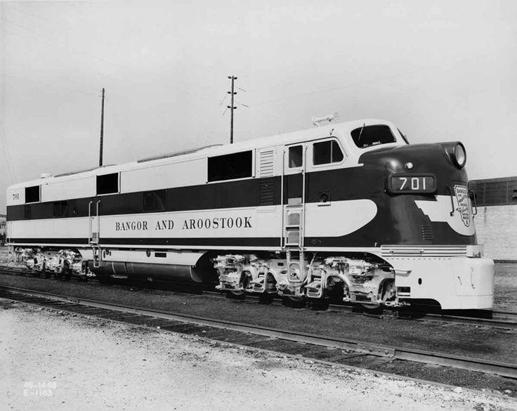 Bangor & Aroostook - Image Gallery | Classic Trains Magazine