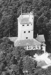 Lauemburg in Pommern, Wasserturm
