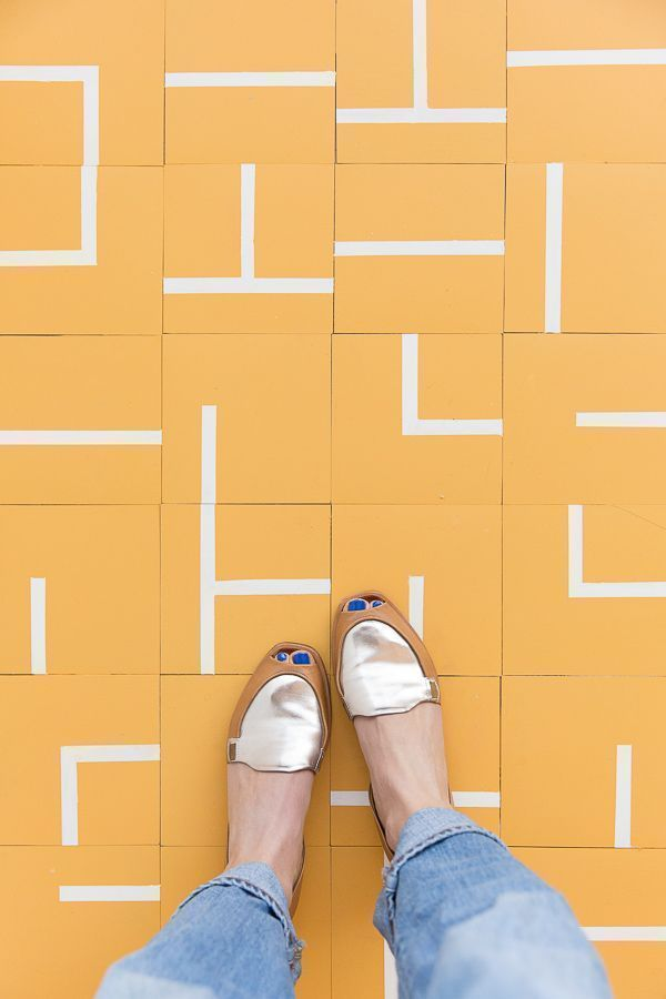 Totally Floored: How to Create Your Own DIY Floor Tiles on a Budget without Skimping on Style